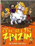 """Afficher """"Merlin zinzin n° 6 Une Licorne pour cinq !"""""""
