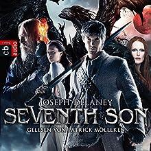 Seventh Son: Der Schüler des Geisterjägers (Spook 1) (       gekürzt) von Joseph Delaney Gesprochen von: Patrick Mölleken