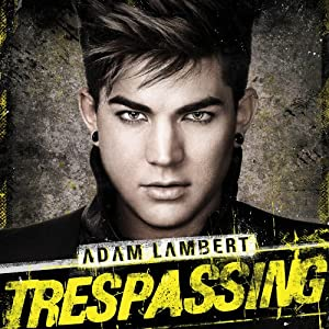 Trespassing Adam Lambert Album Deluxe CD