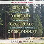 Strolling Thru the Crossroads of Self-Doubt: A Unique Guide in Discovering Clear Personal Direction: The Blue Rainbow Series | Barb Bailey