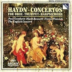 Haydn: Oboe Concerto In C, Hob. VIIg: C1 - 2. Andante