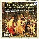 Haydn: Concertos for Oboe, Trumpet & Harpsichord