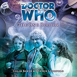 Doctor Who - The One Doctor Audiobook