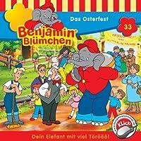 Das Osterfest (Benjamin Blümchen 33) Hörbuch