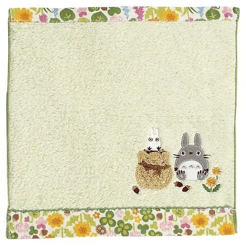 Totoro Totoro Acorn mini towel baby gifts or 内 祝 I! [Same day shipping correspondence]