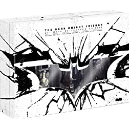 Dark Knight Trilogy [Blu-ray]