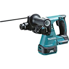 Makita XRH01Z 18V LXT Lithium-Ion Brushless Cordless 1-Inch Rotary Hammer Accepts SDS-PLUS Bits