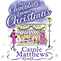 The Chocolate Lovers' Christmas Audiobook by Carole Matthews Narrated by Lucy Price-Lewis