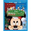 Mickey's Once Upon a Christmas / Mickey's Twice [Blu-ray]