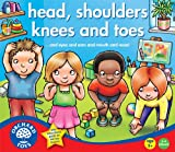 Orchard Toys Heads, Shoulders, Knees and Toes