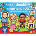 Orchard Toys - Heads, Shoulders, Knees and Toes (Cabeza, hombros, rodillas y pies) [Versi�n en Ingl�s]