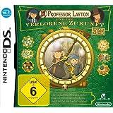 """Professor Layton und die verlorene Zukunftvon """"Nintendo"""""""