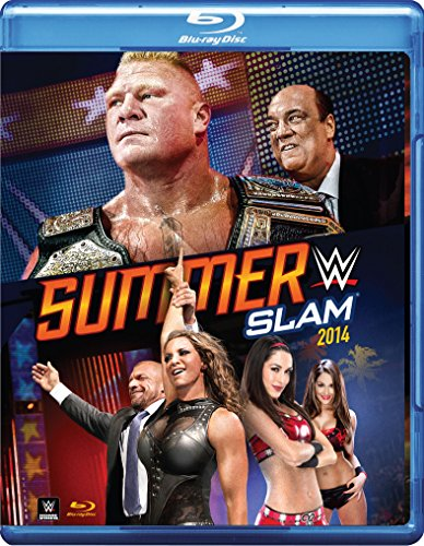 WWE: SummerSlam 2014 (Blu ray) [Blu-ray]