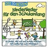 Music - Die 30 besten Kinderlieder f�r den Schulanfang