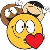 Emojidom Smileys und Emoticons