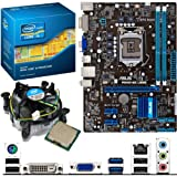 INTEL Core i5 3470 3.2Ghz, ASUS P8H61-MX USB3 CPU & Motherboard Bundle