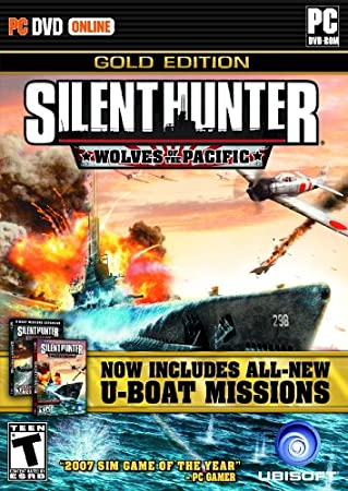 Silent Hunter: Wolves Of The Pacific - Gold Edition [Download]