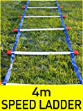 4m Speed Ladder & Carry Bag [Net World Sports]