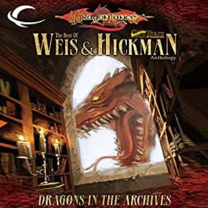 Dragons in the Archives Audiobook