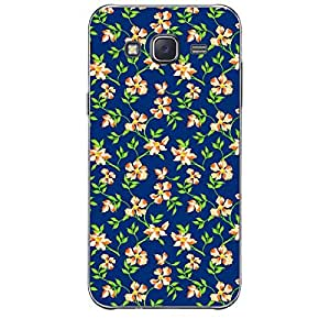 Skin4gadgets TROPICAL FLOWERS PATTERN 4 Phone Skin for SAMSUNG GALAXY J5