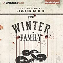 The Winter Family (       UNABRIDGED) by Clifford Jackman Narrated by Patrick Lawlor