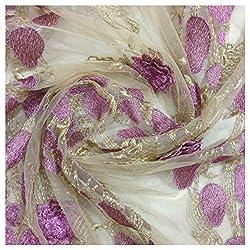 Inhika Women's Kurti Fabric (Inhika_214_Beige Gold)