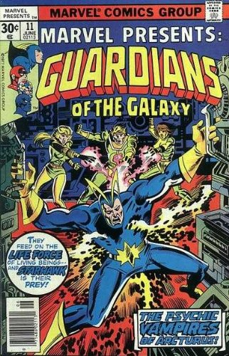 Marvel Presents: Guardians of the Galaxy #11 (Marvel Presents Guardians compare prices)