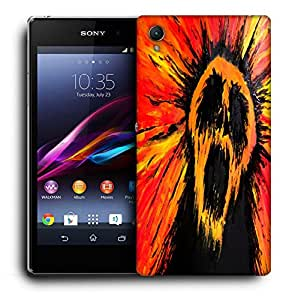 Snoogg Colorful Bear Designer Protective Back Case Cover For SONY Z5