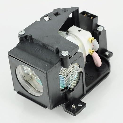 haiwo 610-340-0341/lmp122de haute qualité Ampoule de projecteur de remplacement compatible avec boîtier pour projecteur Sanyo PLC-XW57/EIKI LC-XB21B.