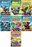 Ricky Ricotta's Mighty Robot Vs  Set, Books 1-7 (Ricky Ricotta's Mighty Robot, The Mutant Mosquitoes from Mercury, The Voodoo Vultures from Venus, The Mecha-Monkeys from Mars, The Jurassic Jackrabbits from Jupiter, The Stupid Stinkbugs from Saturn, and Th