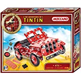 Meccano - 830551 - Jeu de Construction - 4X4 - Collection Tintin