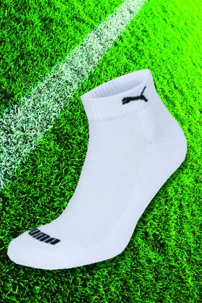 Puma Match Sportive Cushioned Quarter Socks
