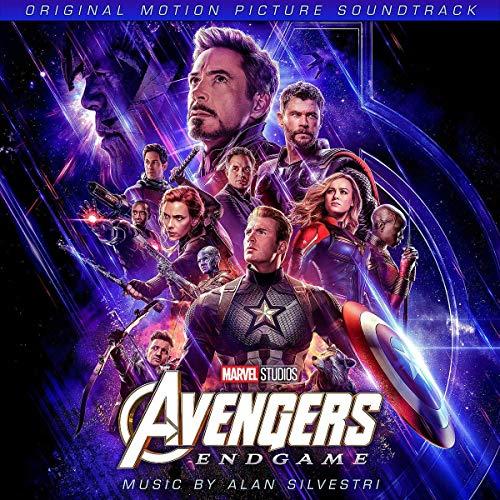 CD : ALAN SILVESTRI - Avengers: Endgame / O.s.t.