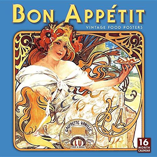 Bon Appétit 2017 Wall Calendar (Multilingual Edition)
