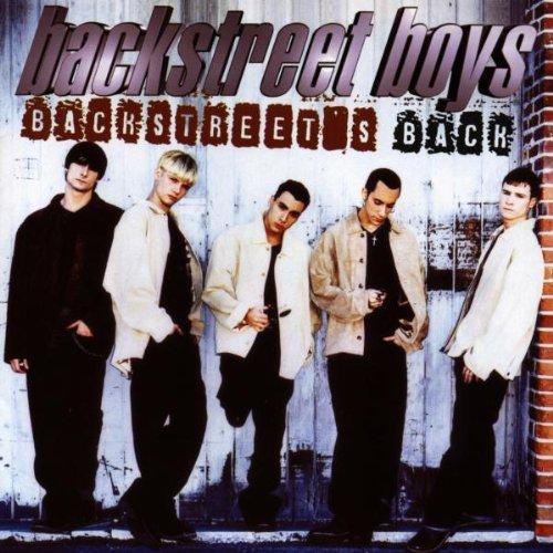 list mrs b top backstreet boys songs