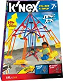 K'nex Micro Amusement Swing Ride Building Set