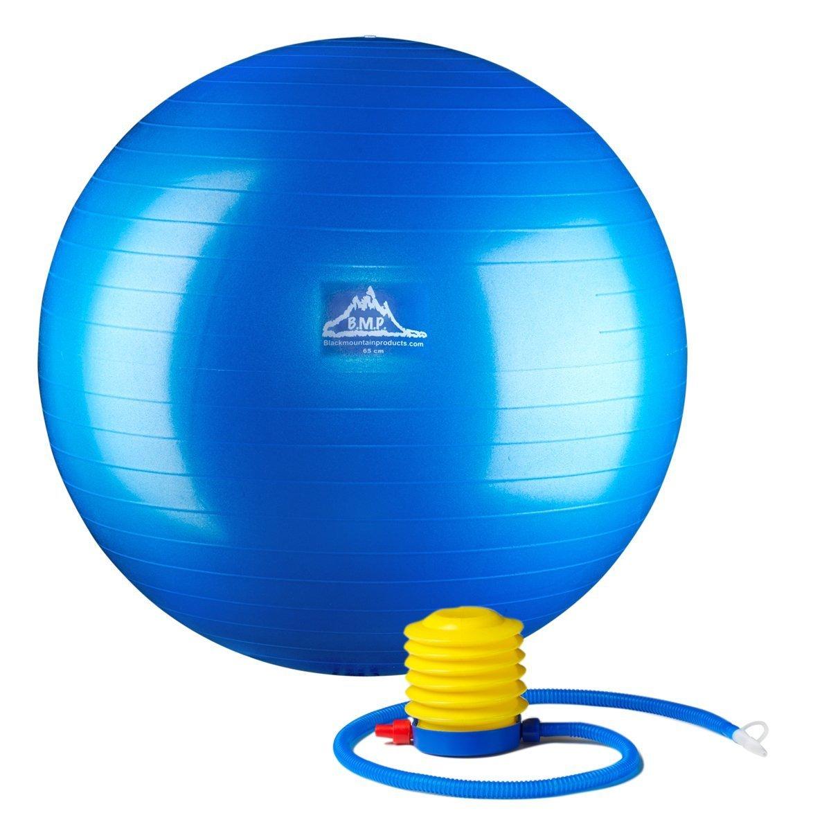坐着也能减肥!Black Mountain 健身球