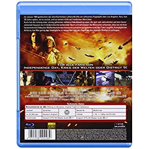 Battle of Los Angeles 3d [Blu-ray] [Import allemand]