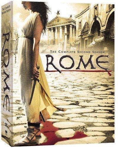 Rome - Season 2 [DVD]