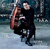 Image of Yo-Yo Ma - Simply Baroque ~ Bach &amp; Boccherini / ABO, Koopman