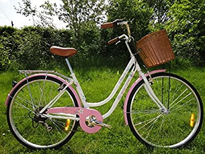 Sportsman SAKURA 7 speeds Ladies Girls City Shopper Bicycle