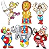 Carnival Cutouts Party Supplies