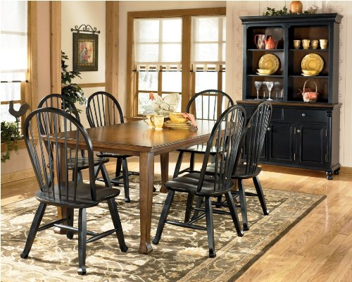 Black And Brown Dining Room Sets