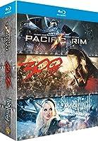 Pacific Rim + Sucker Punch + 300 [Blu-ray + Copie digitale]