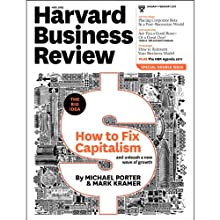 Harvard Business Review, January 2011  by Harvard Business Review Narrated by Todd Mundt