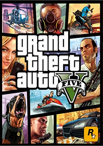 Grand Theft Auto V - GTA 5 Game Guide (Kindle Auto Books compare prices)
