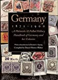 img - for Germany 1872-1900: A Philatelic & Postal History Handbook of Germany & Her Colonies by Darryl Hintonblaker (1998-03-01) book / textbook / text book