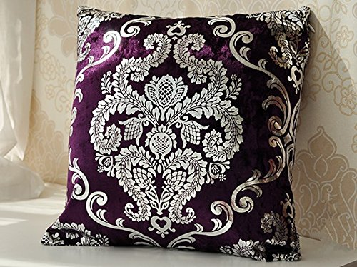 High-End European-Style Cushion For Leaning On, Contracted Classic Cushion For Leaning On, High Quantity Cushion For Leaning On (There Is Only One Velvet, Do Not Include The Pillow Inner) front-459840