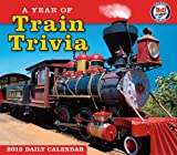 A Year of Train Trivia 2015 Boxed Calendar