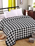 Habe Blanket The New Cloud Mink Cashmere Blankets Flannel Sheets Thick Blanket Thicker Winter , W47